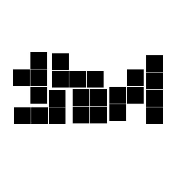 Vinilos Decorativos: Block kit