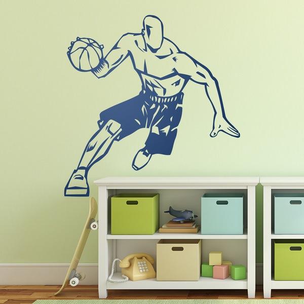 Vinilos Decorativos: Basket