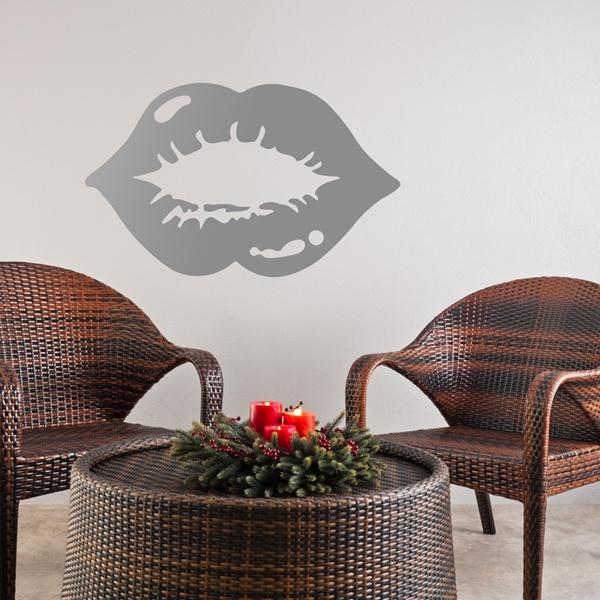 Vinilos Decorativos: labios2