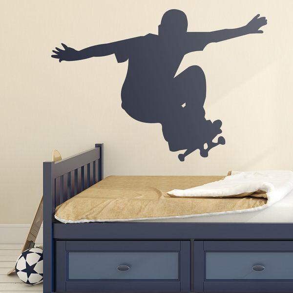 Vinilos Decorativos: Skate