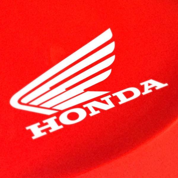 Pegatinas: Ala Honda lateral izquierdo