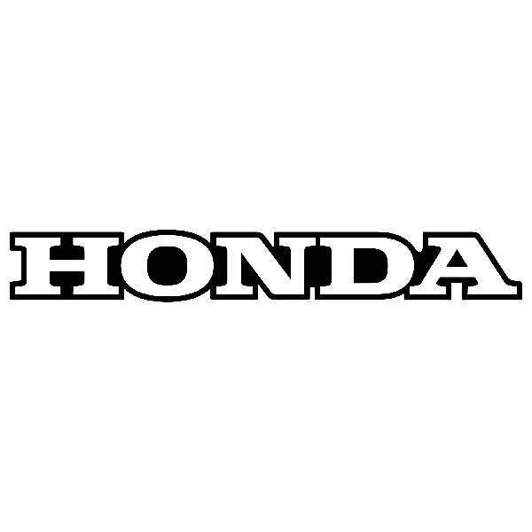 Vinilos para motos de la marca honda en teleadhesivo - Vinilos de motos para pared ...