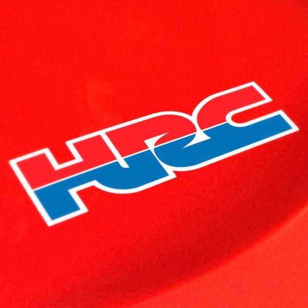 Pegatinas: HRC 1