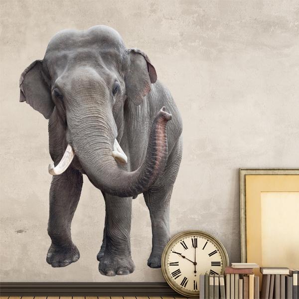Vinilos Decorativos: Elefante 3