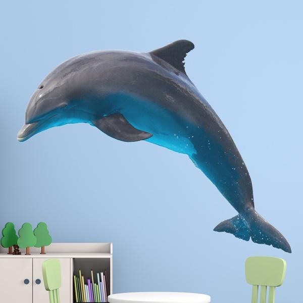 Vinilos Decorativos: Delfín