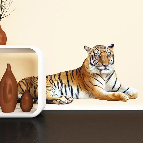 Vinilos Decorativos: Tigre 1