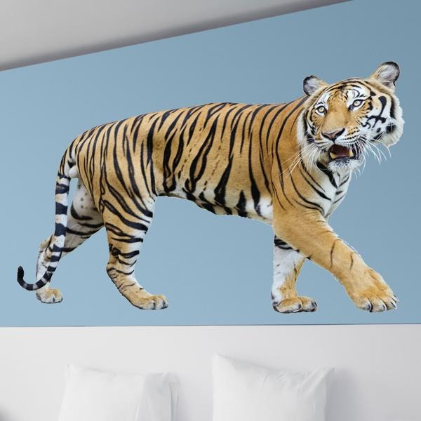 Vinilos Decorativos: Tigre 2