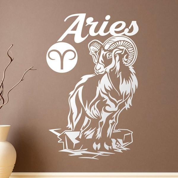 Vinilos Decorativos: Aries