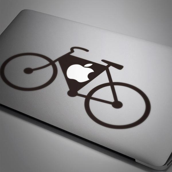 Pegatinas: Bicicleta