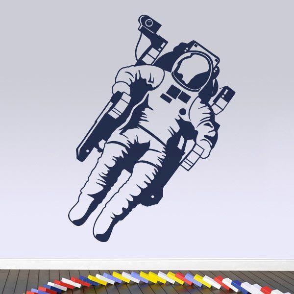 Vinilos Infantiles: Astronauta