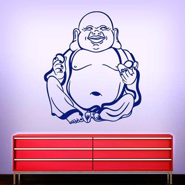 Vinilos Decorativos: Budha