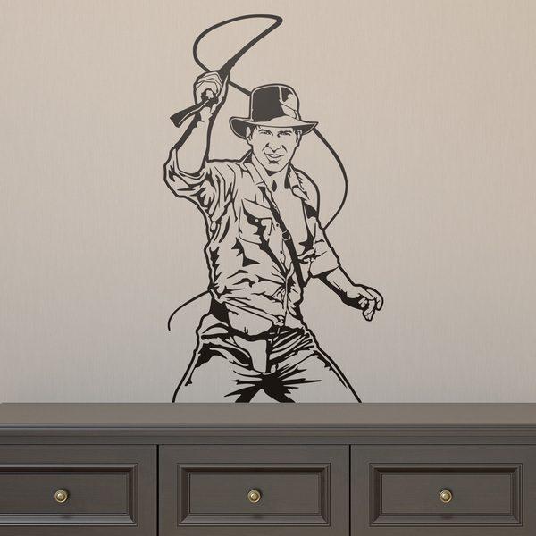Vinilos Decorativos: Indiana Jones