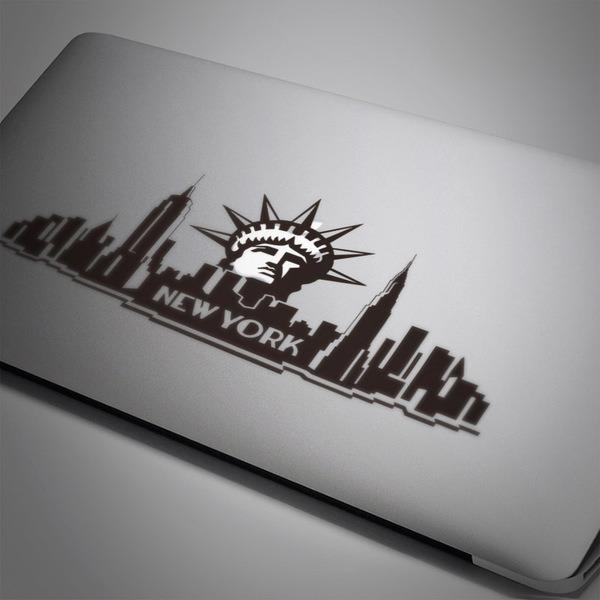 Pegatinas: New York City