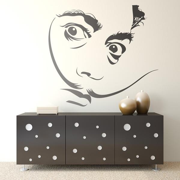 Vinilos Decorativos: Dalí