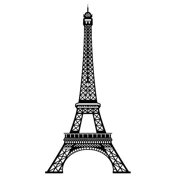 Vinilos Decorativos: Torre Eiffel