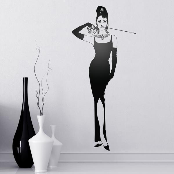 Vinilos Decorativos: Audrey 5