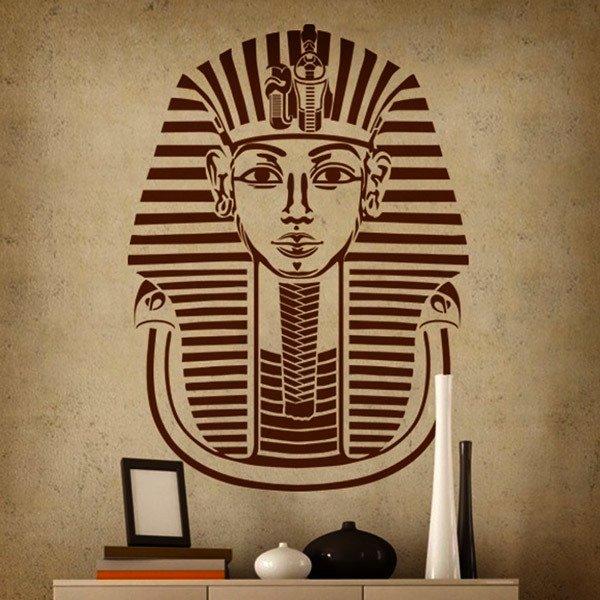 Vinilos Decorativos: Tutankamon