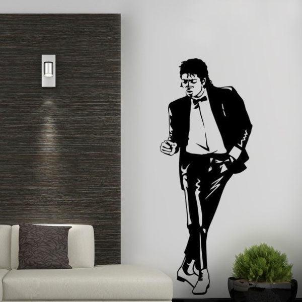 Vinilos Decorativos: Michael Jackson