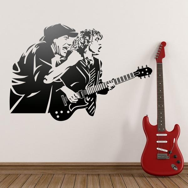 Vinilos Decorativos: AC/DC