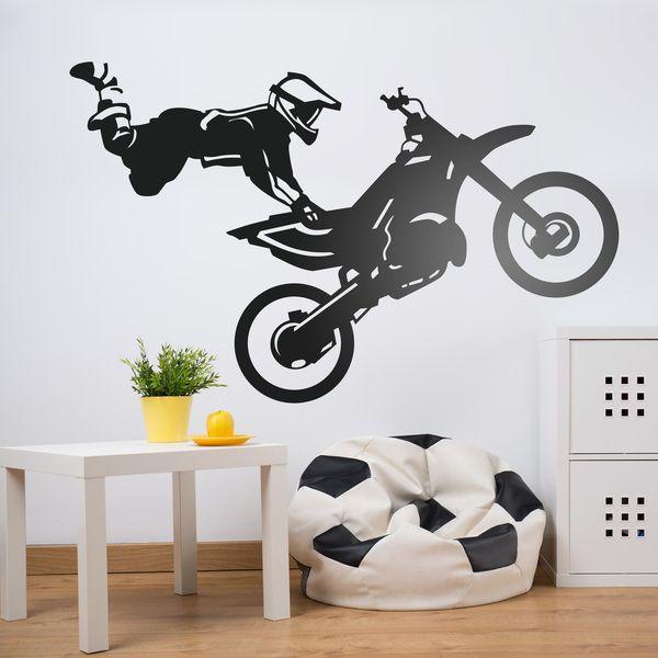 Vinilos de coches motos y otros veh culos for Vinilos de pared juveniles