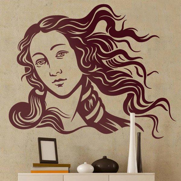 Vinilos Decorativos: Venus de Botticelli
