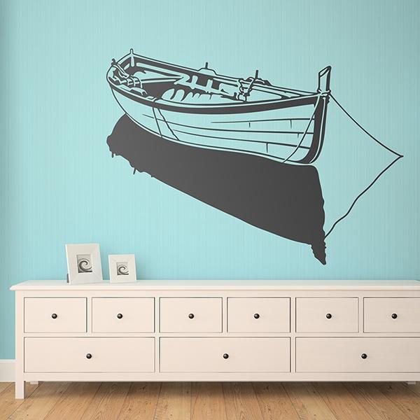 Vinilos Decorativos: Barca