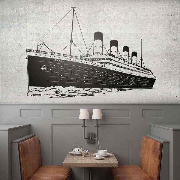 Vinilos Decorativos: Titanic