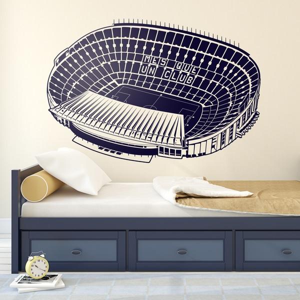 Vinilos Decorativos: Estadio Camp Nou