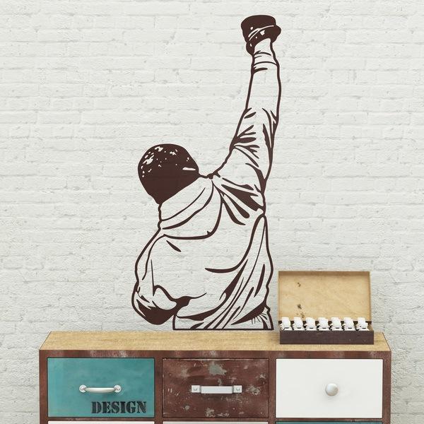 Vinilos Decorativos: Rocky Balboa