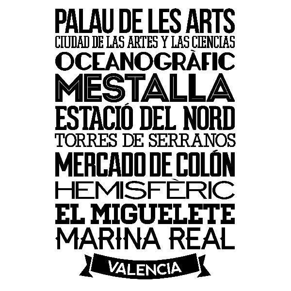 Vinilo decorativo tipogr fico valencia - Vinilos decorativos en valencia ...