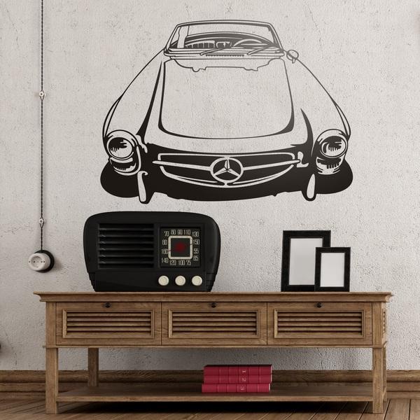 Vinilos Decorativos: Classic car