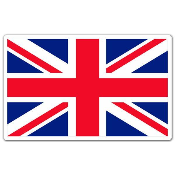 Pegatinas: Bandera de Inglaterra