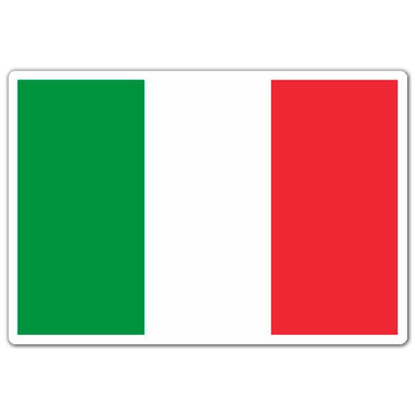 Pegatinas: Italia