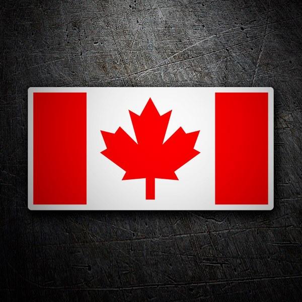 Pegatinas: Canada
