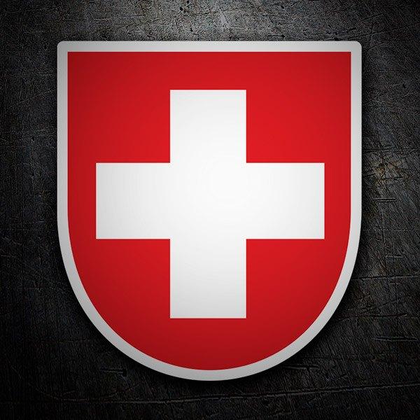 Pegatinas: Suiza