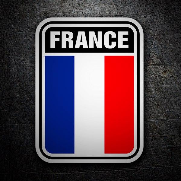 Pegatinas: Francia