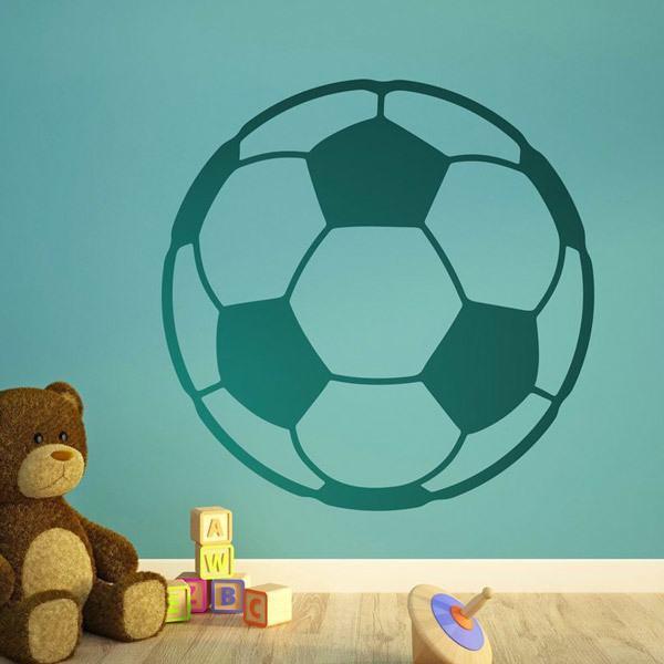 Vinilos Decorativos: Balón de fútbol