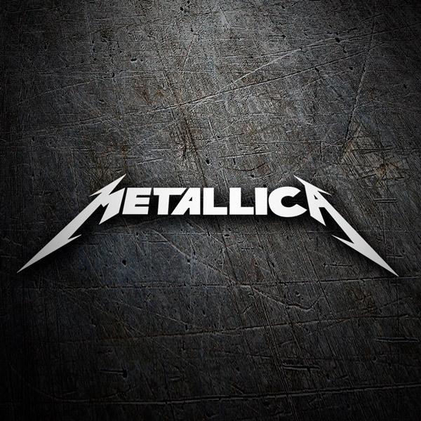 Pegatinas: Metallica 3