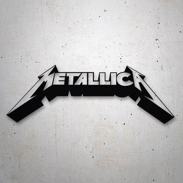 Pegatinas: Metallica 4