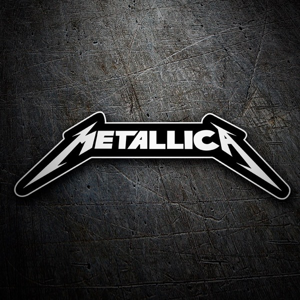 Pegatinas: Metallica 2