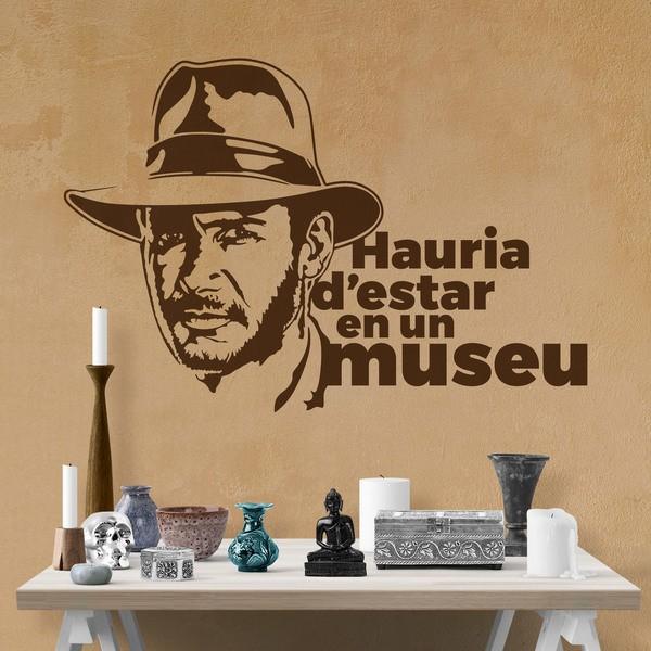 Vinilos Decorativos: Hauria d estar en un museu