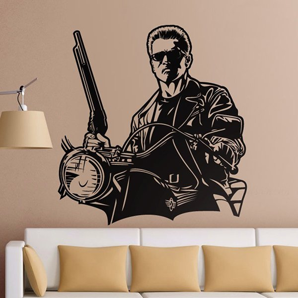 Vinilos Decorativos: Terminator