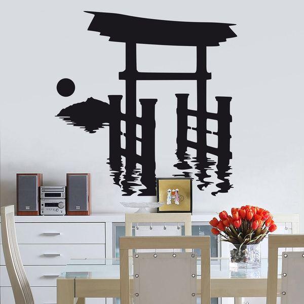Vinilos Decorativos: Puerta Torii en Japón