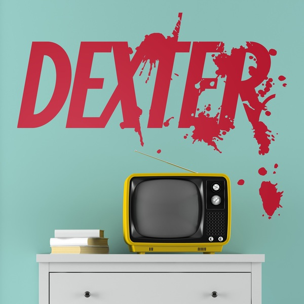 Vinilos Decorativos: Dexter