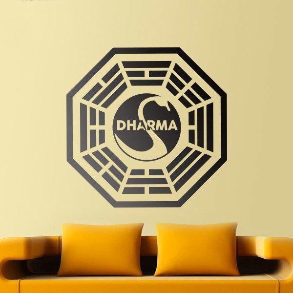 Vinilos Decorativos: Iniciativa Dharma