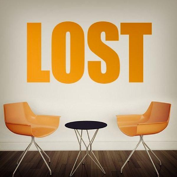 Vinilos Decorativos: Lost