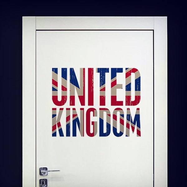 Vinilos Decorativos: United Kingdom