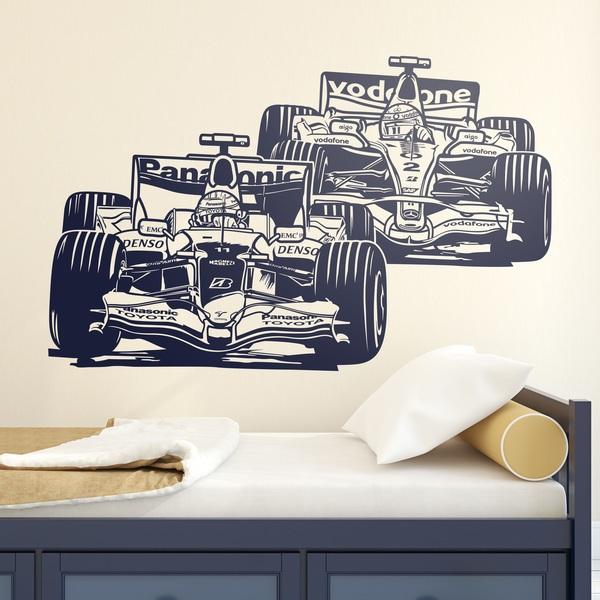 Vinilos Decorativos: Gran Prémio Fórmula 1