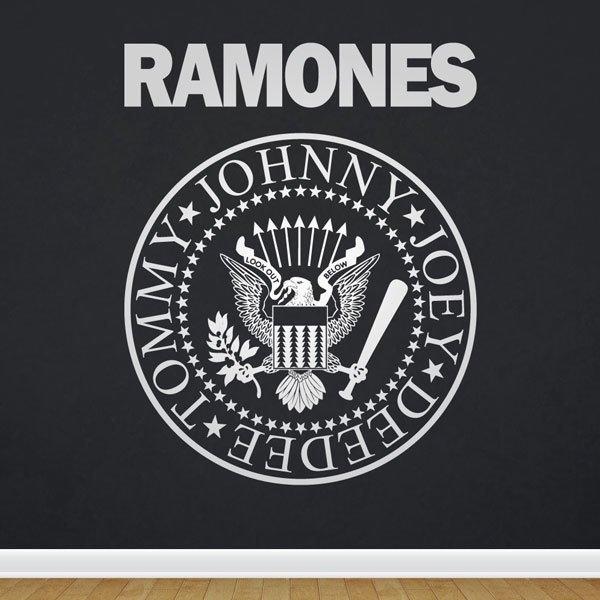 Vinilos Decorativos: Ramones