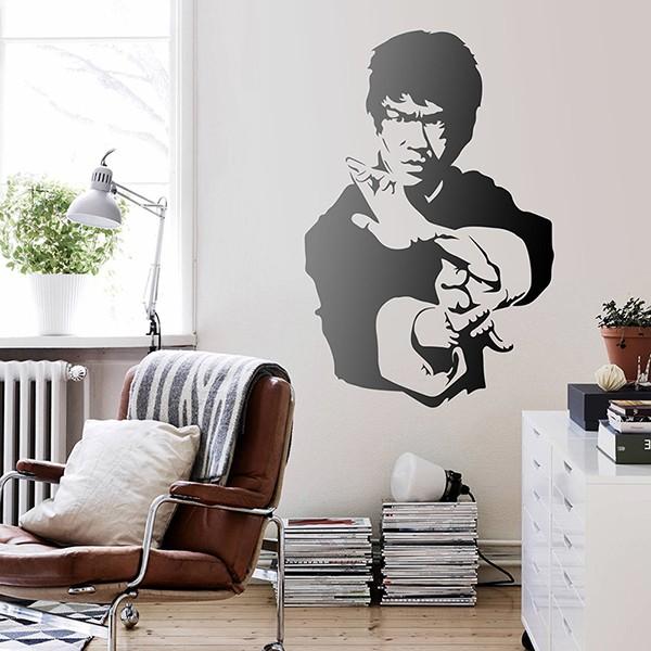 Vinilos Decorativos: Bruce Lee